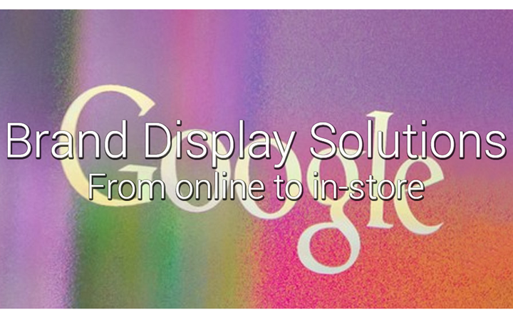 """Brand Display Solutions - From online to in-store"""